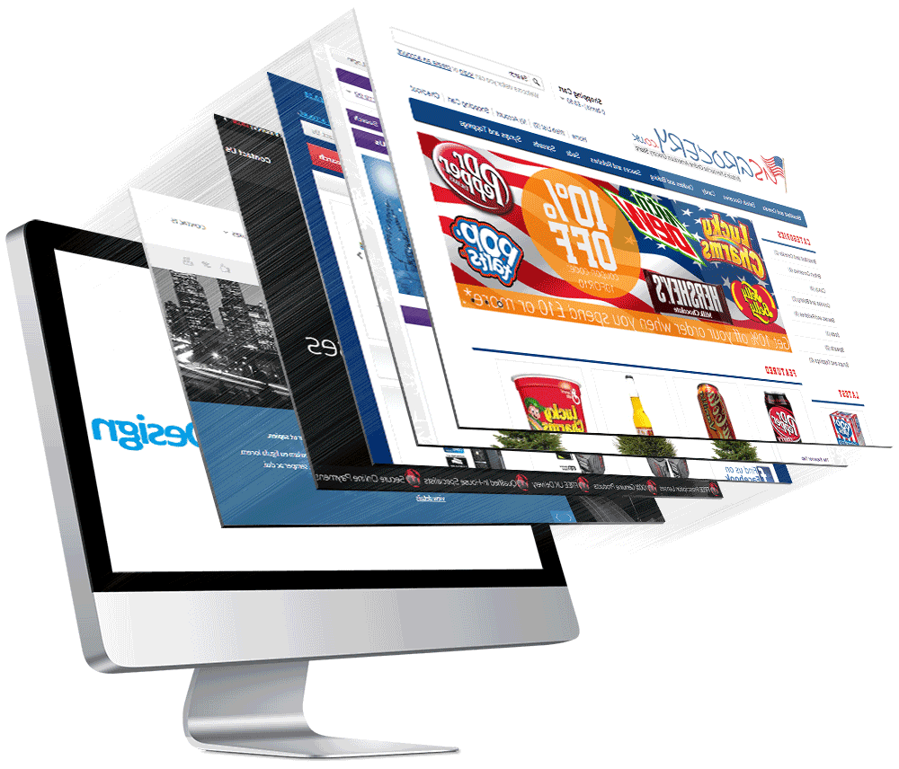 E-Commerce Web Developmemt, Website Design & Development